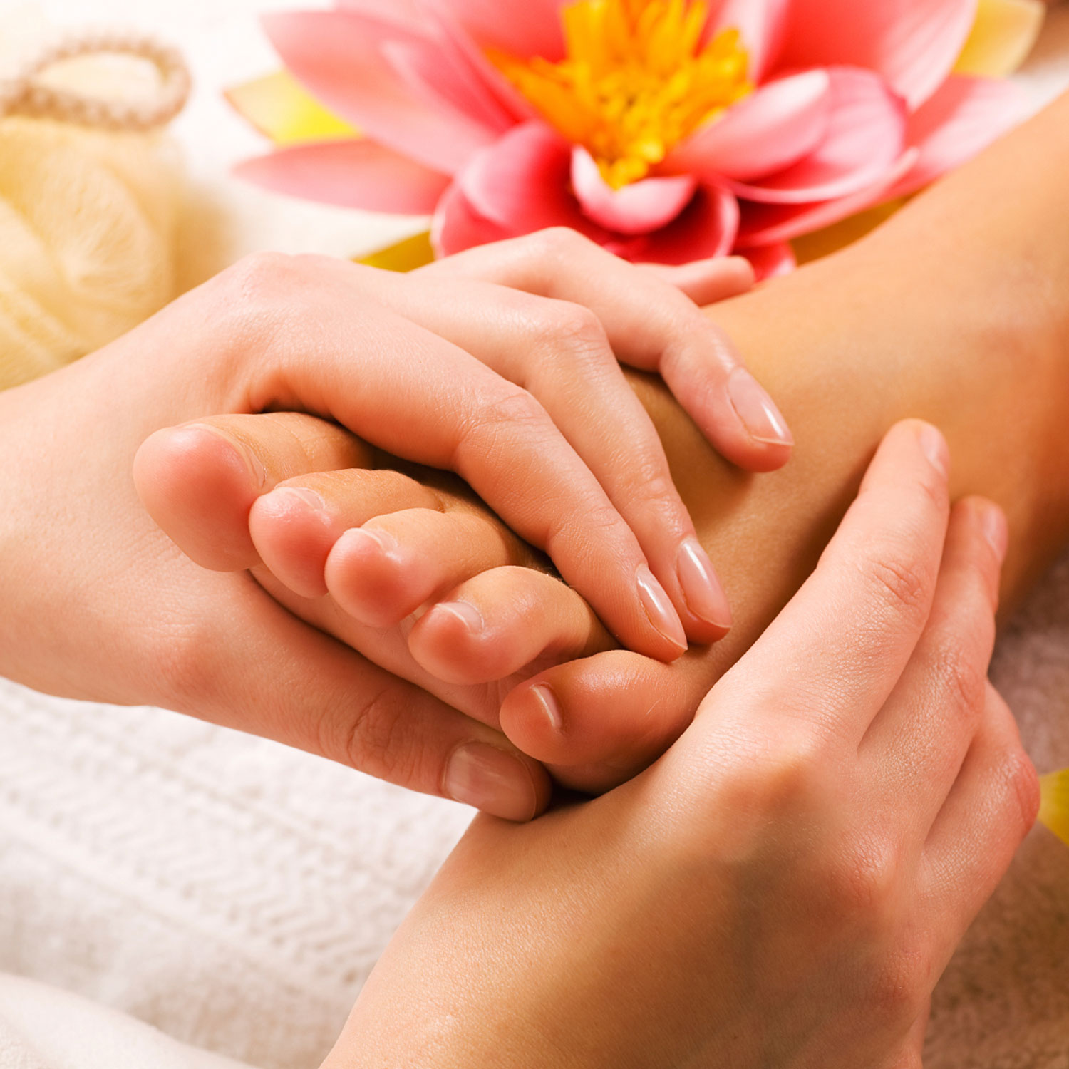 Images Of Reflexology